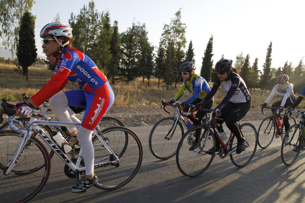 - Iraq's Female Cycling Champions - Independent on Sunday magazine