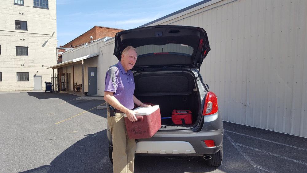 Volunteer John Preston, 5-2018.jpg