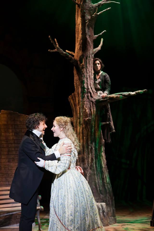 Cosette, Les Misérables, Aarhus Teater 2014