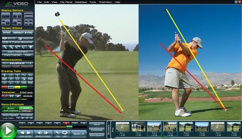 golf kinemai kidzi ukasz swing analysis app ski project