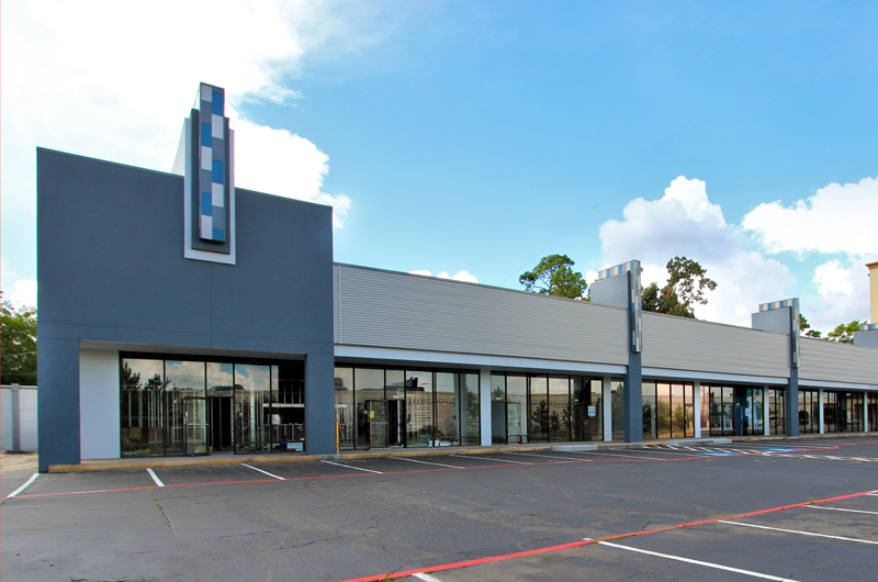 7613 KATY FREEWAY - 100% LEASED