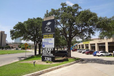 CHERRY RIDGE OFFICE PARK - SAN ANTONIO, TX  I  SOLD