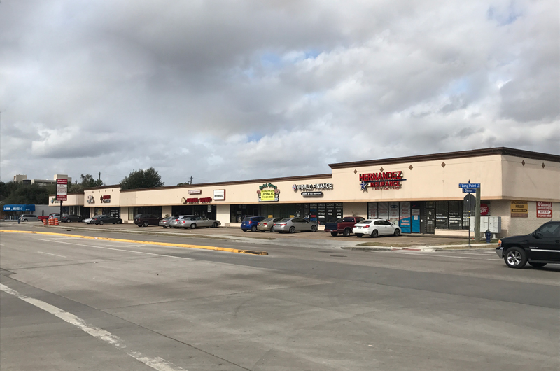 8700 LONG POINT RETAIL  - FOR LEASE