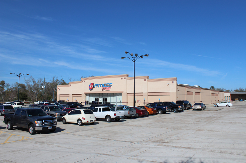 HIGHWAY 249 RETAIL - SOLD