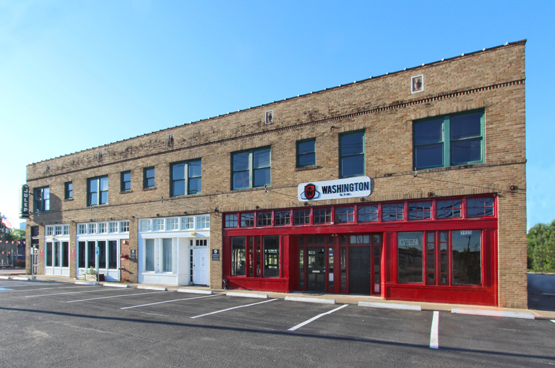 1911 WASHINGTON - 100% LEASED