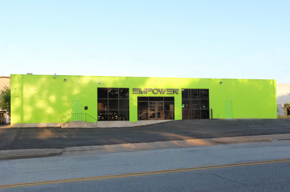 1005 SAWYER - 100% leased