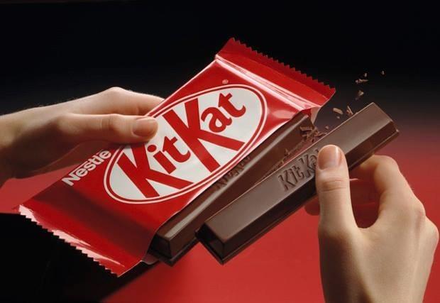 How to Eat a Kit Kat
