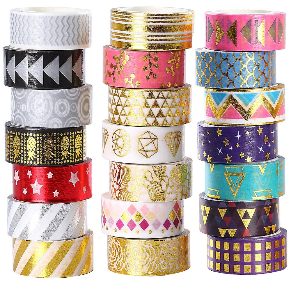 Metallic Washi Tape