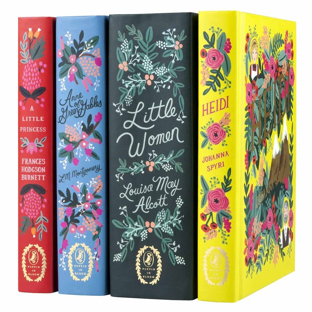 Puffin in Bloom Box Set