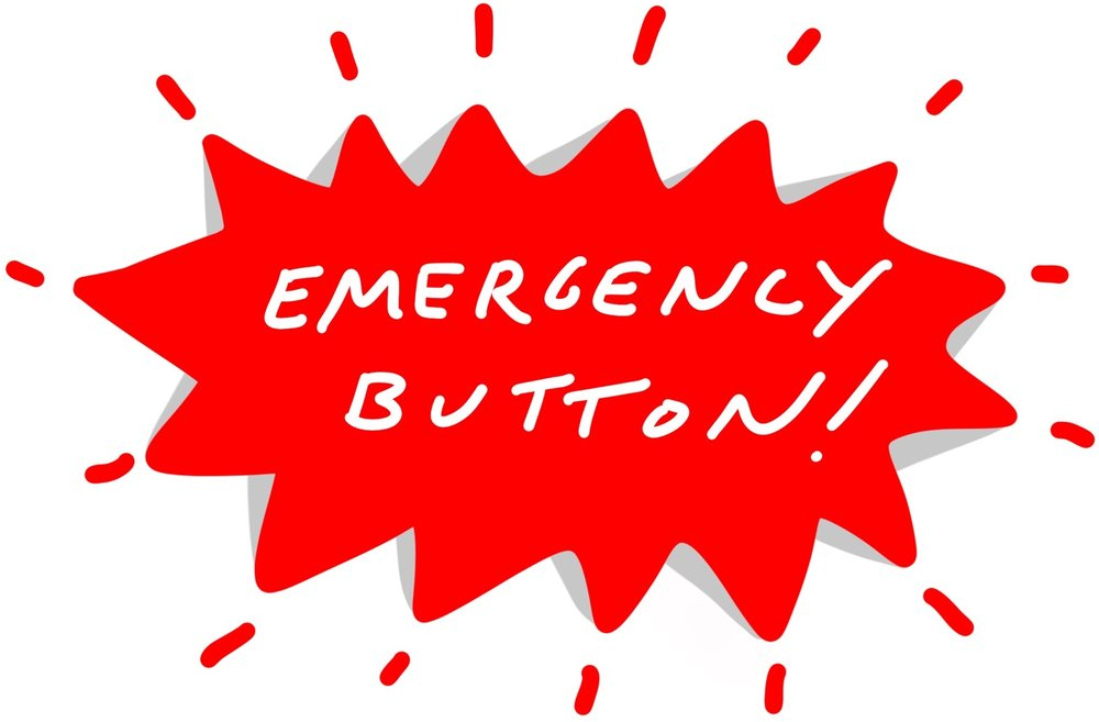 Life got you feeling down? Hit the Toaster Tongs emergency button for instant happiness.