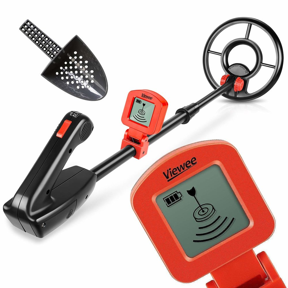 Viewee Kids Metal Detector
