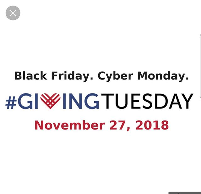 It's #GivingTuesday!! Visit our FB page or website, make a charitable contribution, and watch your donation double as FB/Paypal match it dollar for dollar.  TODAY ONLY!! #nonprofit #ignitethevoice #givingyouthavoice #togetherwecan