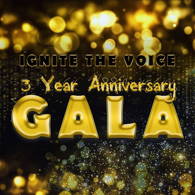 Join us at this special event. Saturday, May 4th, 11 am - 3 pm. Visit our website or Facebook page for more details.  #gala #3years #anniversary #youthorg #nonprofit
