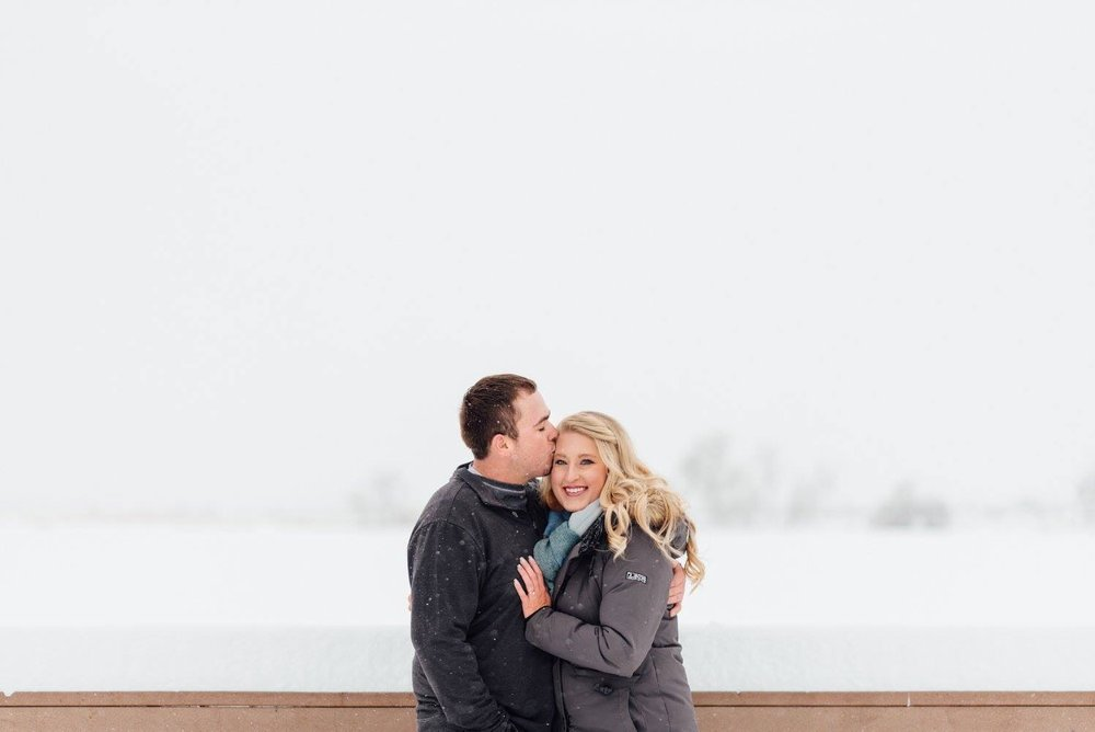 Engagement photography by Erika Overholt Photography. http://erikaoverholt.com/