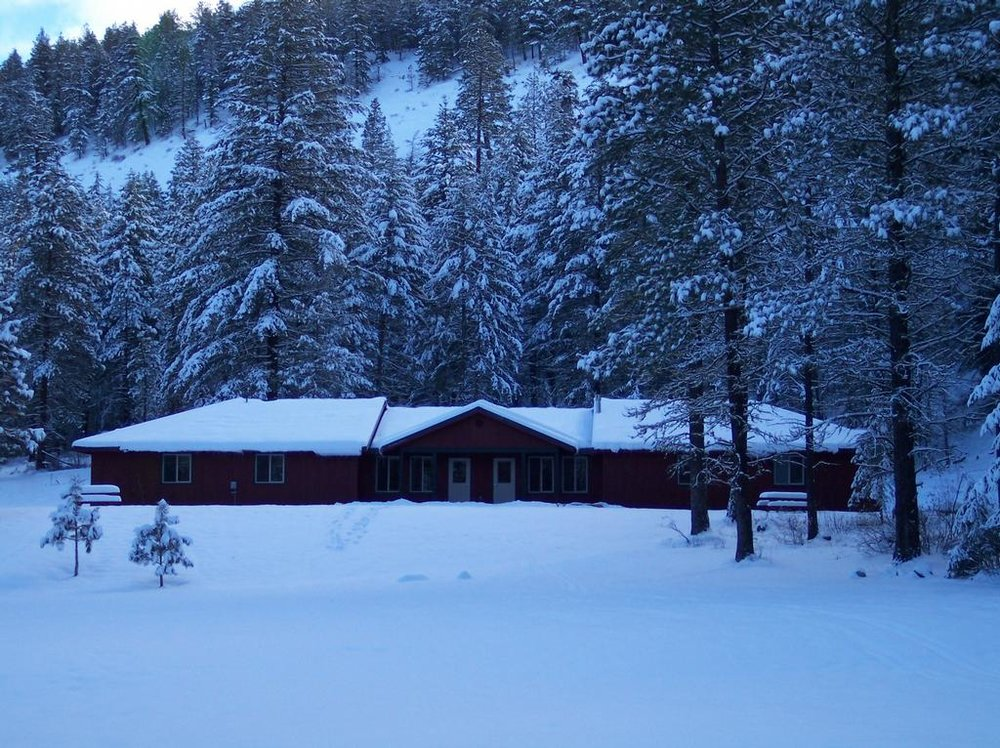 Middle School & High School Winter Camp - Lazy F Camp & Retreat Center