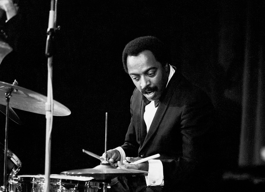 ROY HAYNES  PHOTO BY JAN PERSSON & CDJ