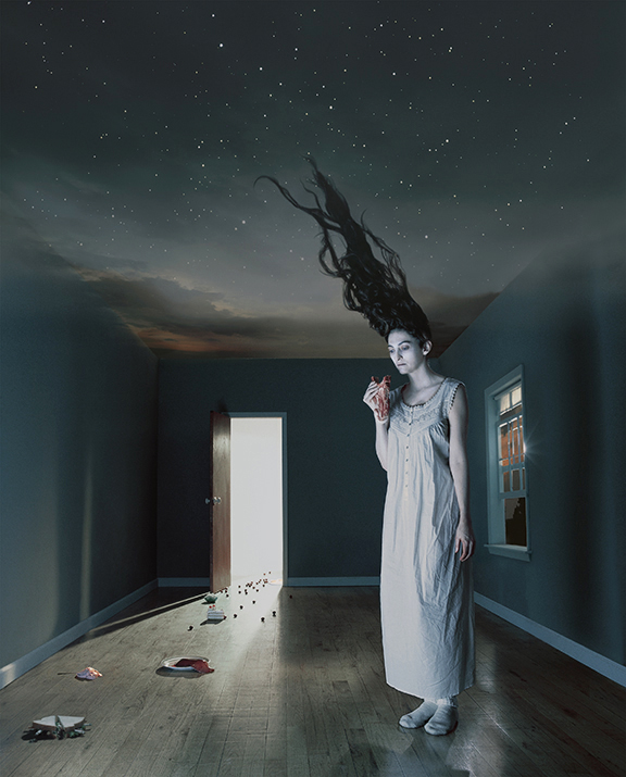 Have you ever had experience with set design?  - Not formally, only in a way that would serve a concept for a photo. I was putting together an elaborate 'dream/nightmare' set for the NY Times Magazine a few years back for an article about sleeping disorders. They liked the photo very much and made it into the cover. They asked whom to credit for set design. I answered,