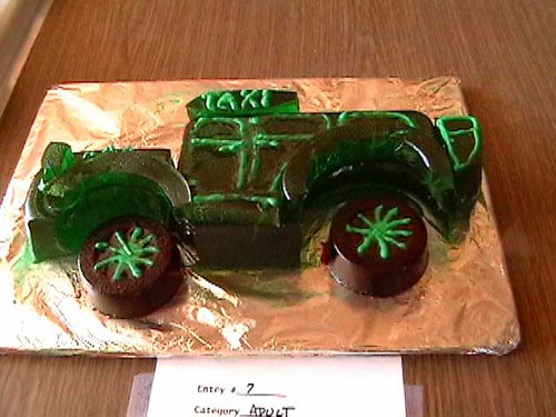 Old Green Truck - by Martin Boganowski.jpg