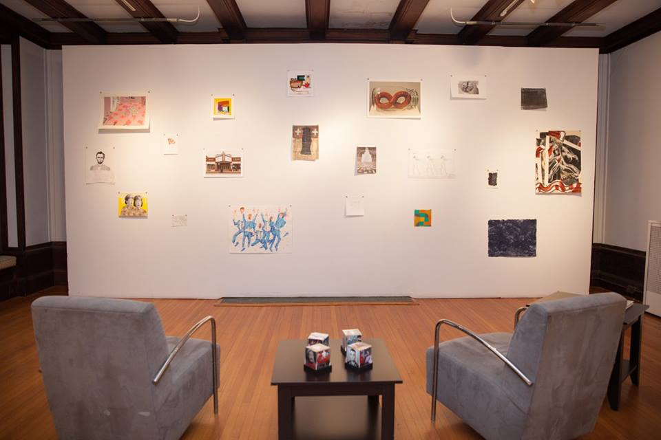 Organized by Artspace curator Sarah Fritchey to generate a broader dialogue with the John Slade Ely House and with Game On!, Artspace's 19th Annual City-Wide Open Studios Festival October 20 – November 27, 2016