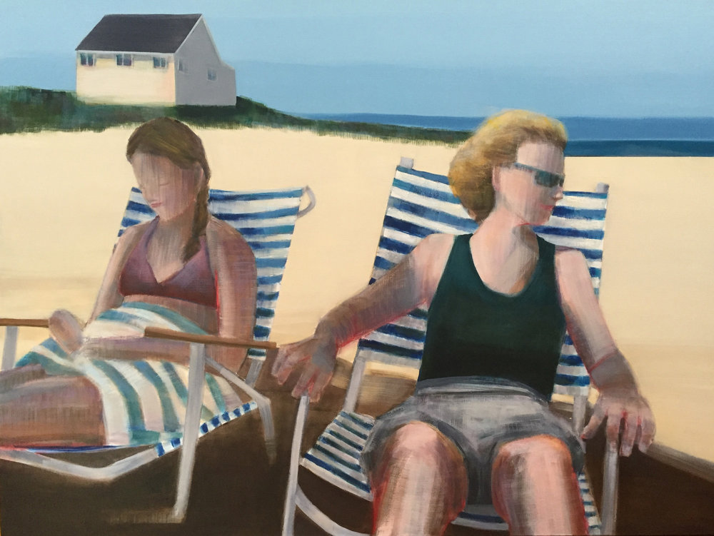 3.  Artist Shilo Ratner, Cape Cod Days, 36 x 48in, oil on canvas.jpg