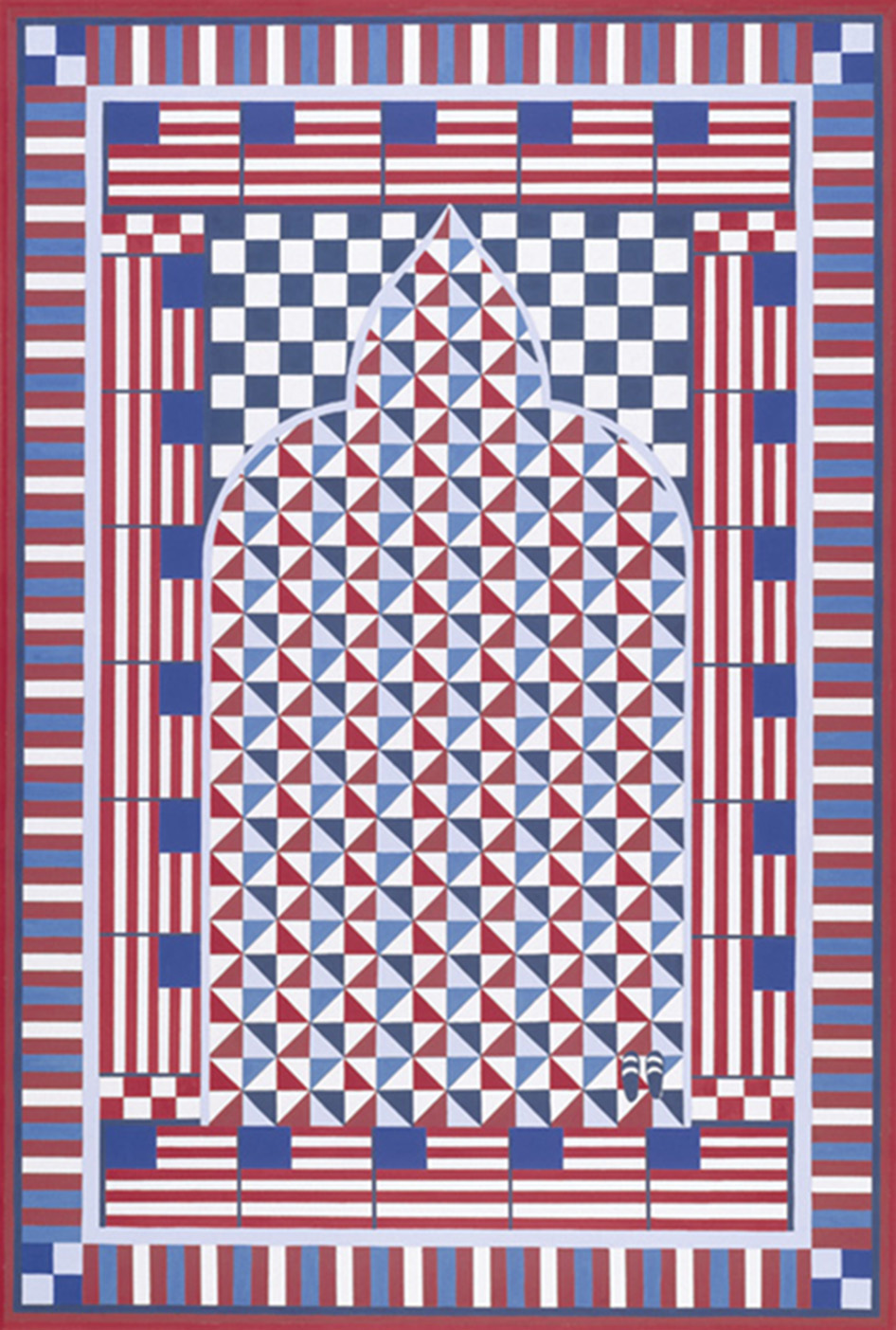 Prayer Rug for America-Helen Zughaib.jpg