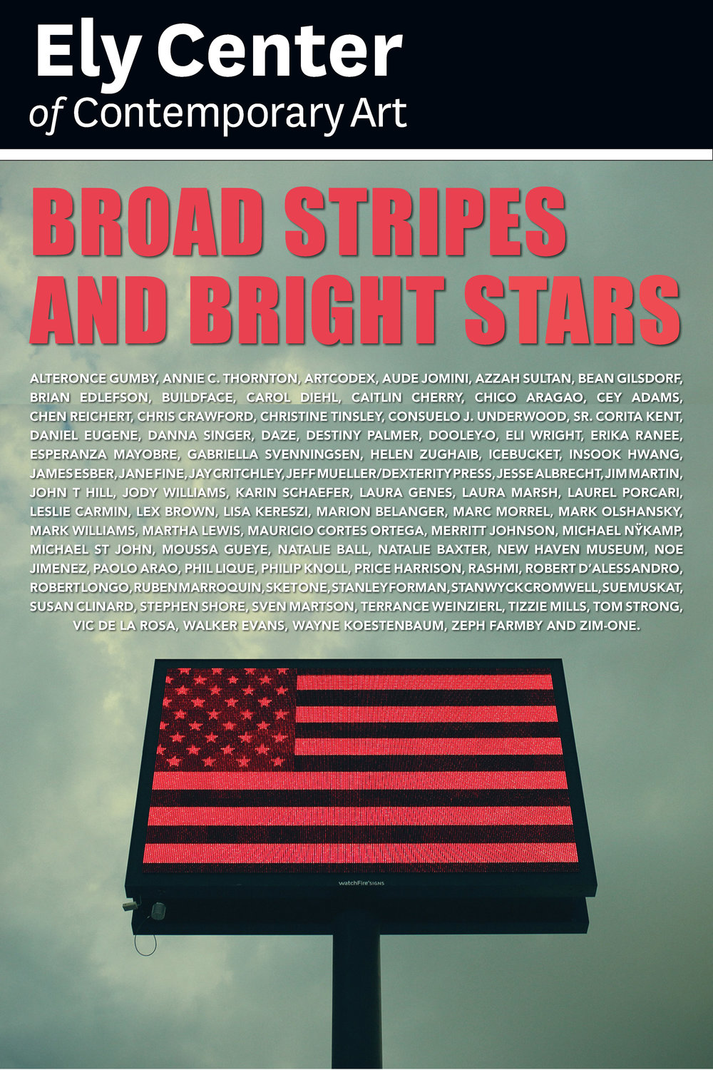 Broad Stripes and Bright Stars