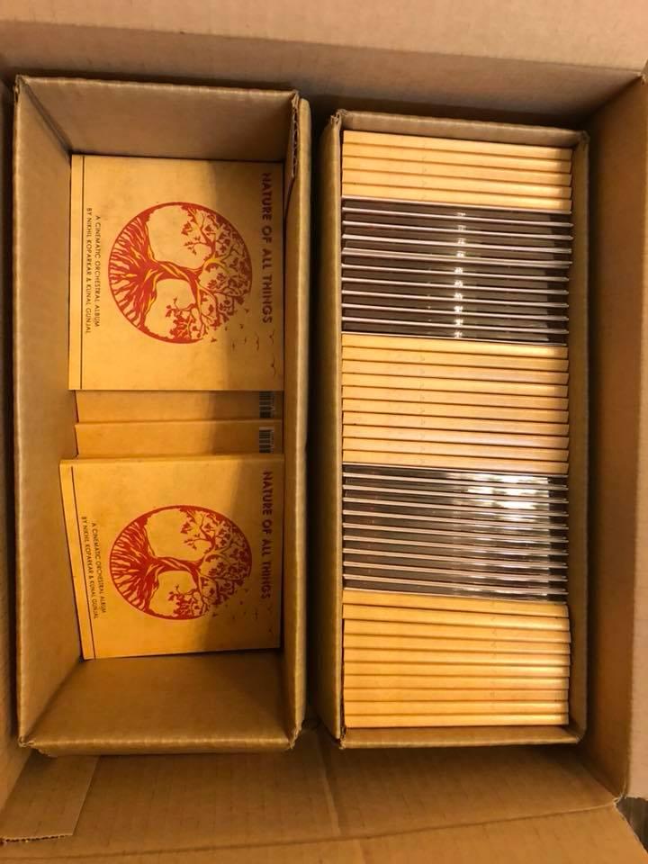Kickstarter CD's