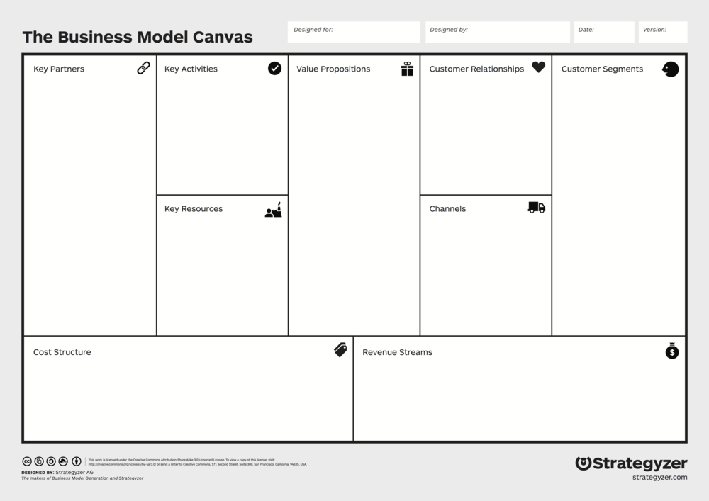 Business model canvas hannah gay business model canvas download strategyzers bmc template by clicking the image below wajeb Images