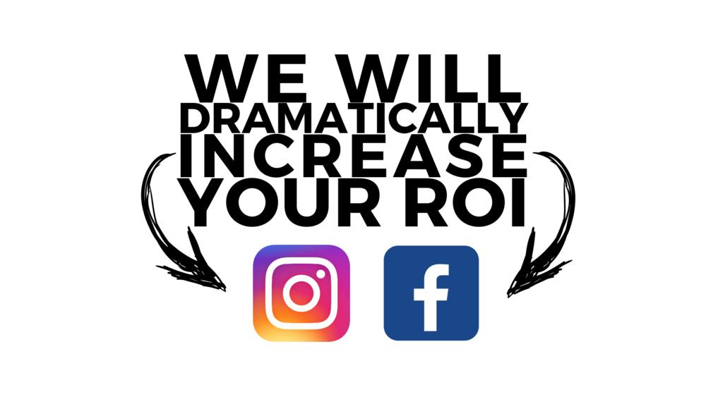 Advertise on Facebook & Instagram -