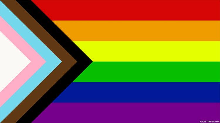 Pride Flag Design By Daniel Quasar