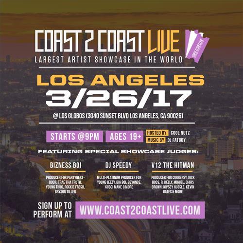 Coast 2 Coast LIVE LA