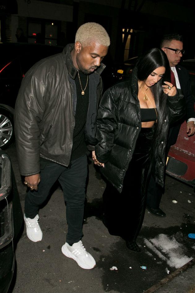 Kanye Yeezy