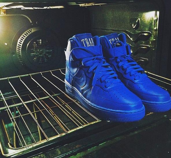 Trap shoes