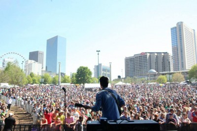 SweetWater 420 Fest(April 21-23, 2017)features big-name bands taking the stage as part of this annual festival from Atlanta-owned SweetWater Brewing Company. In addition to enjoying music and art, festivalgoers can taste SweetWater beers and attend presentations from brewing experts. The festival also has a comedy tent featuring local talent and an EDM-centric Not-So-Silent Disco.