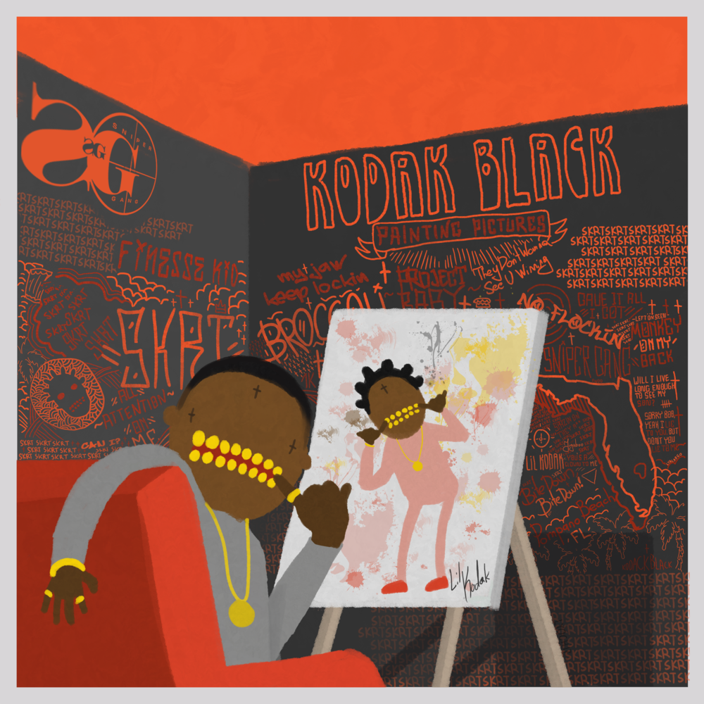 kodak black - painting pictures.png