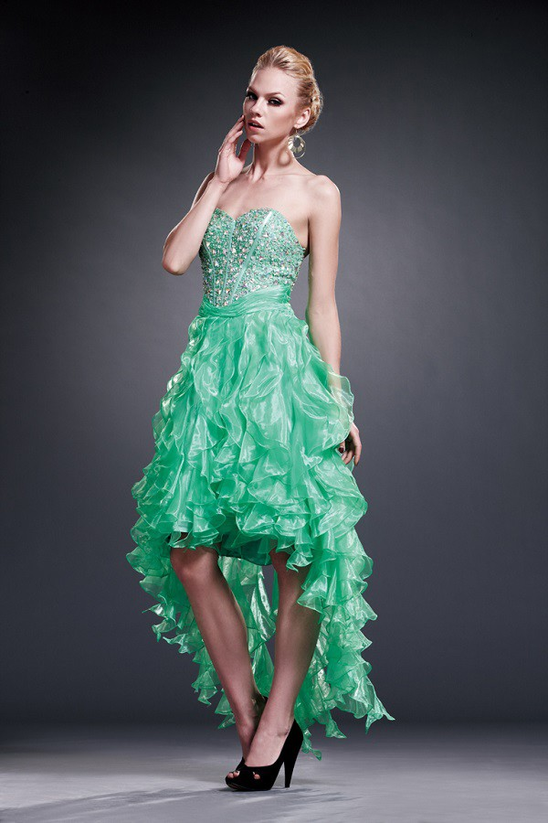 Prom Dresses — Chocolate