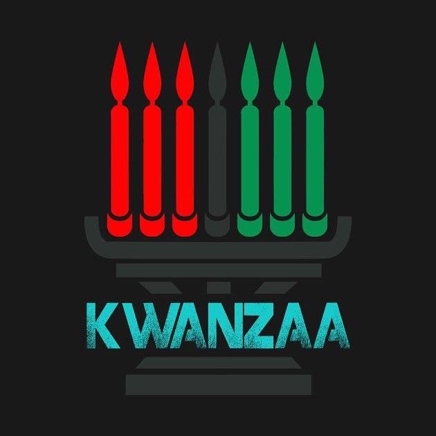 Happy Kwanzaa ❤️🖤💚 #kwanzaa #umoja #unity #nguzosaba #habarigani #rbg #panafricanism
