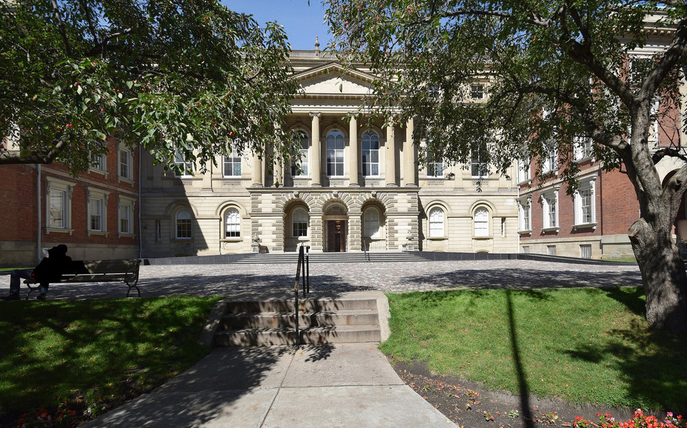 Osgoode Hall, Court of Appeal for Ontario