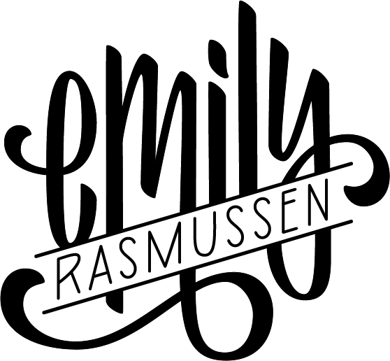 Emily Rasmussen Lettering & Illustration