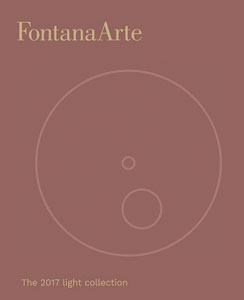 NEW Fontana Arte Catalogue News 2017    DOWNLOAD