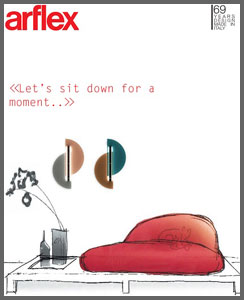 Arflex main catalogue. Part 1    DOWNLOAD