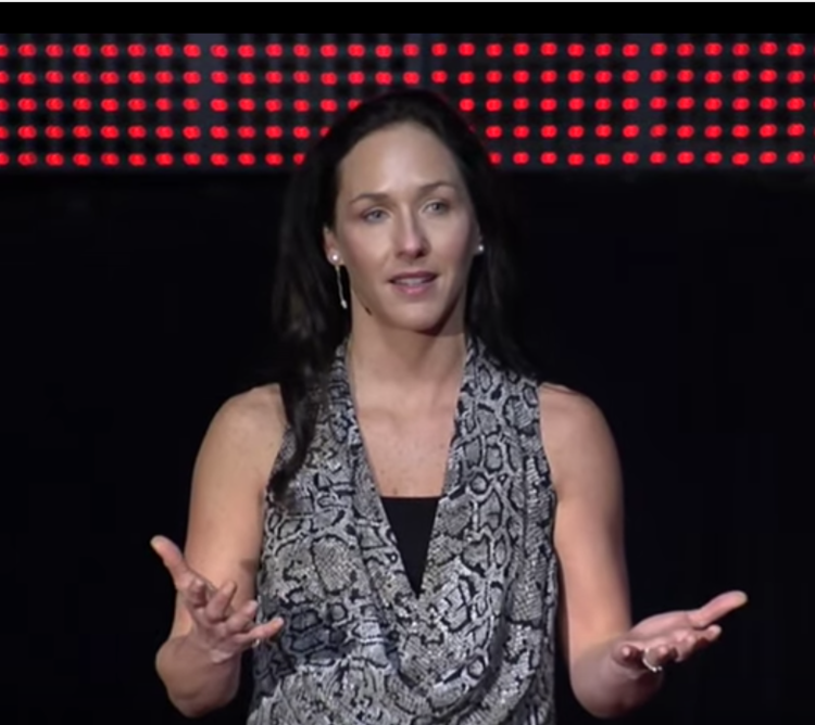 TEDx TALK - Watch my TEDx Talk about building your own self-worth.