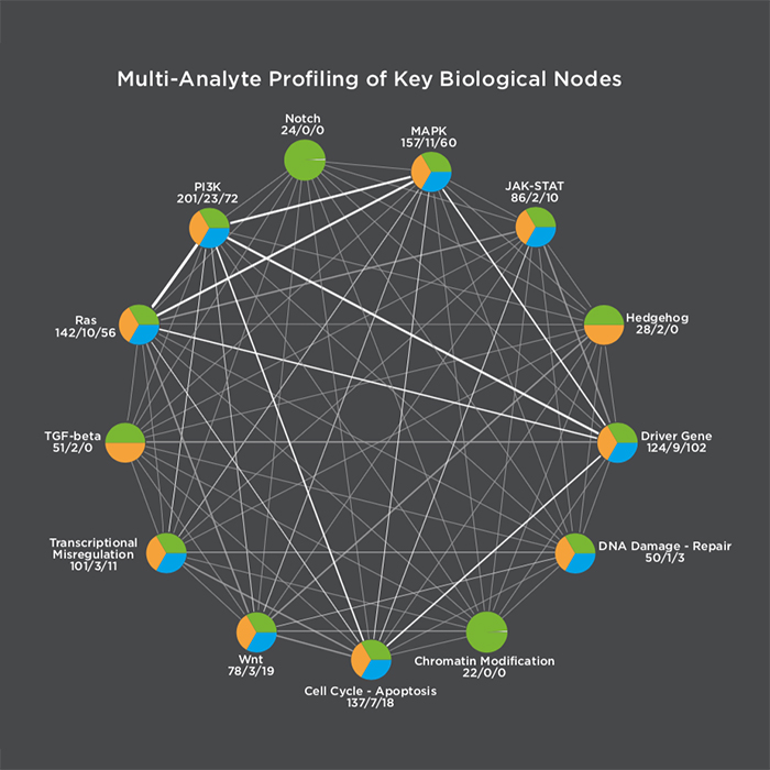 3D Biology: DNA + RNA + Protein - Profile combinations of targets up to 800-plex from a single sample.Pre-matched multi-analyte assays for Immuno-Oncology, Solid Tumor, and Lung Tumor Profiling.Read More+
