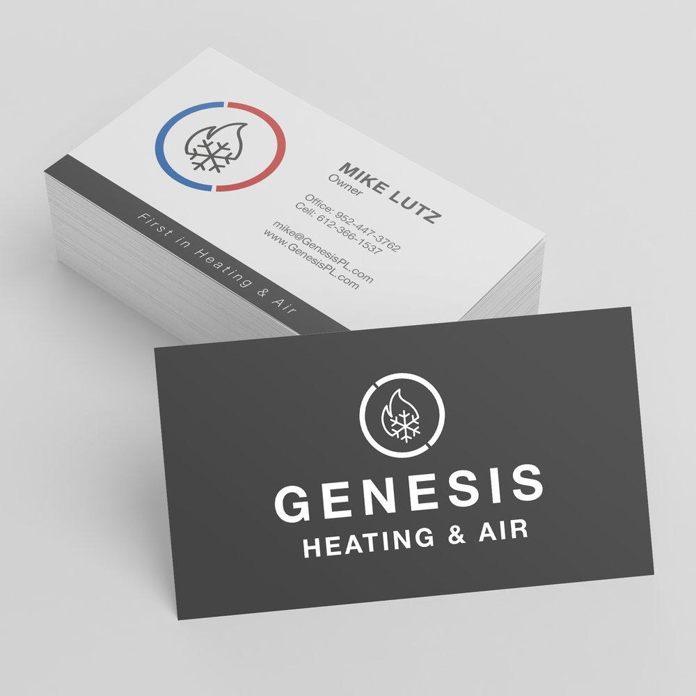 GENESIS  HEATING & AIR