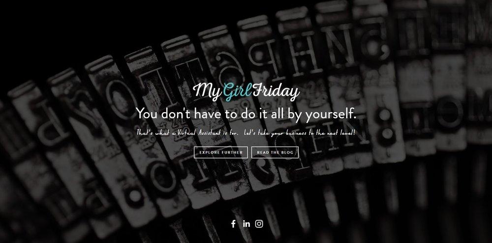 My Girl Friday Ltd