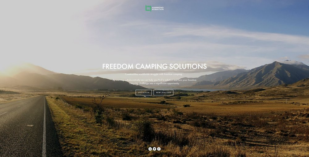 Freedom Camping Solutions