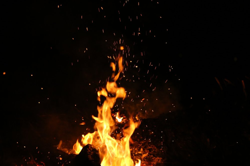 FIRE PURIFICATION -