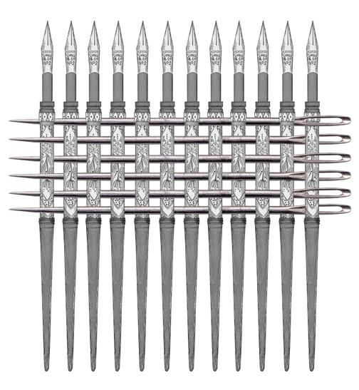 Pens & Needles