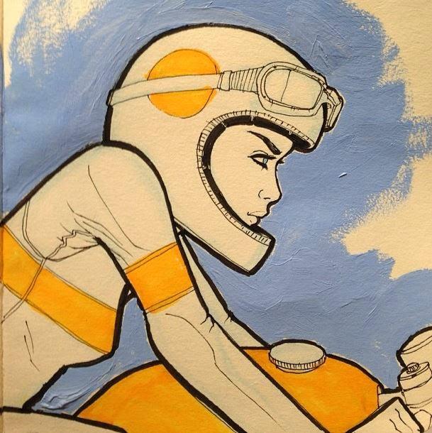 moto art. by viet nguyen moto art