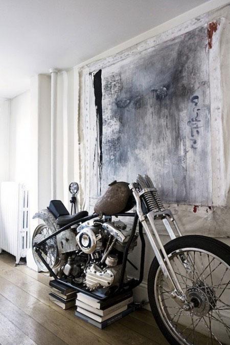 Art Design Moto Decor Moto Mucci